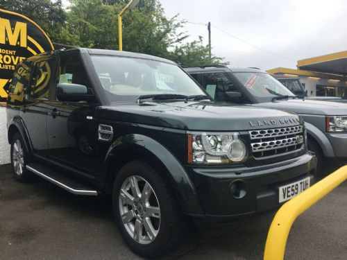 ***SOLD***Discovery 4 SDV6 3.0 XS Auto 7 Seater 2009